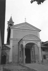 Santi Donato e Carpoforo - facciata bn