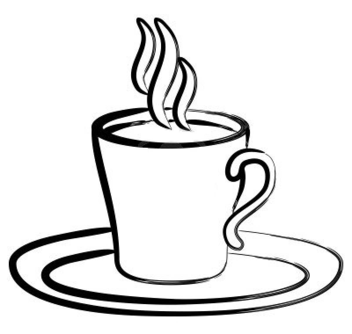 Image Result For Mug Coloring Page
