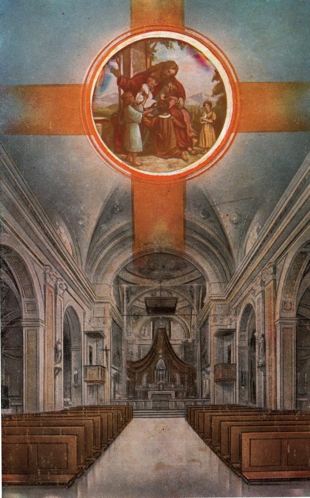 chiesa interno storica